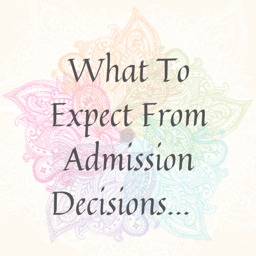 The Final Stretch: What to Expect from College Admissions this Spring