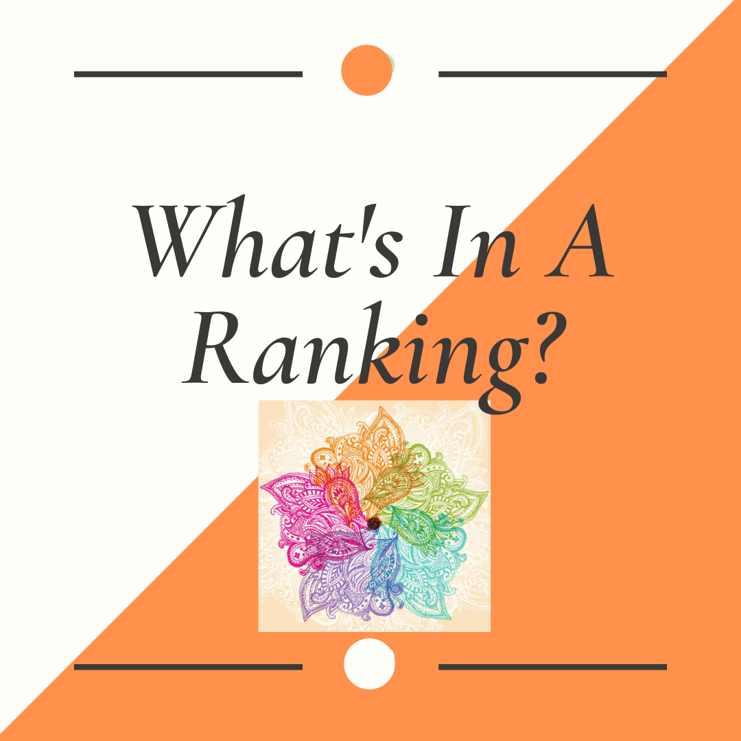 What's In A Ranking?