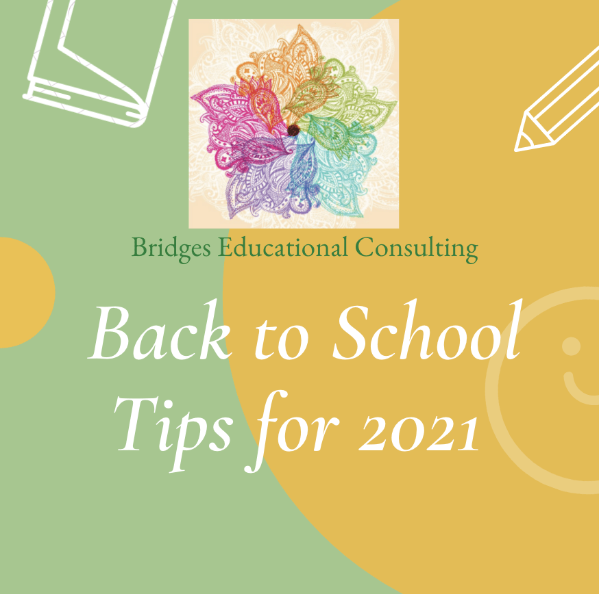 Back-to-School Checklist for Students 2021